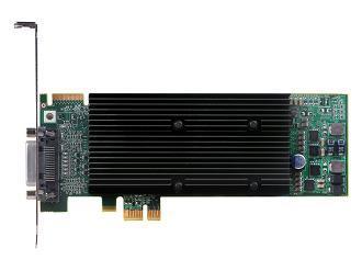 M9120-E512LAU1F Matrox M9120 Plus LP PCIe x1, 512MB, DDR2, LP/ATX, LFH-60, LFH-60 to 2 x DVI-I, RTL 9120 512 LAU MB DDR ATX LFH 60 DVI