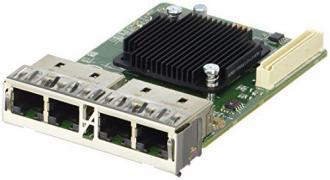 AXX4P1GBPWLIOM Intel Quad Port Intel® I350-AE4 GbE I/O Module AXX4P1GBPWLIOM, Single AXX GBPWLIOM 350 AE Gb AXX4 P1 4P 1GBPWLIOM