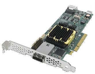 5445 Adaptec SAS RAID PCI-E 512MB int. SFF-8087 ext. SFF-8088 PCI 512 MB int SFF 8087 ext 8088