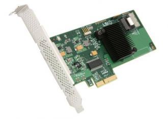 9211-4i LSI SAS HBA 4-port int. 6Gb/s, PCI-E Host Bus Adapter with Integrated RAID 9211 port int Gb PCI 6Gb