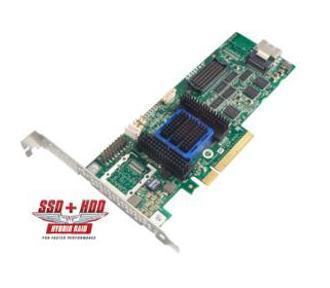 6405 Adaptec SAS RAID ASR-6405 PCI-E LP 512MB, Single ASR PCI 512 MB 512MB