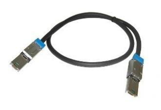 7044 Cable Mini SAS SFF-8088 (mSAS) --- 1.0m SFF 8088 (m (mSAS 0m