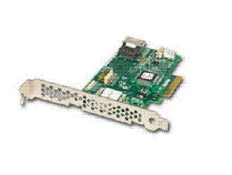 1405 Adaptec SAS ASC-1405 (PCI-E x4, LP) SGL ASC (PCI LP x4