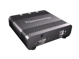 T2G-DP-MIF Matrox TripleHead2Go DisplayPort Edition DP MIF Triple Head Go Display Port T2 2G