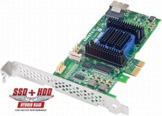 6405E Adaptec SAS RAID ASR-6405E PCI-E LP Raid 0,1,10,1E Single 6405 ASR PCI 10 1E