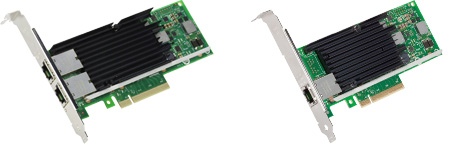 Intel® Ethernet X540 Server Adapters