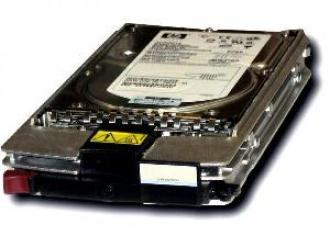 HP 300 Gb Ultra320 SCSI 10000 rpm (300 U320 10K Hot-Plug) Ultra 320 10 Hot Plug