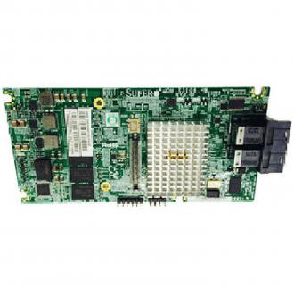 AOM-S3108-H8 Supermicro SAS 12Gb/s, 2Gb cache, optional CacheVault, Single AOM 3108 12 Gb cache Cache Vault CacheVault