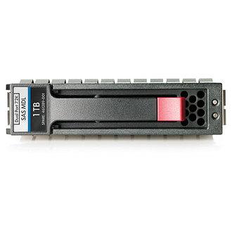 507614-B21 HP 1TB 6G SAS 7.2K rpm LFF (3.5-inch) Dual Port Midline Hard Drive 507614 21 TB (3 inch