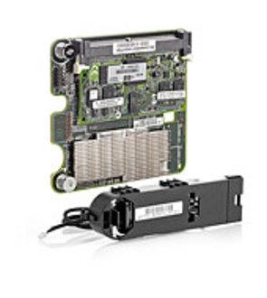 513778-B21 HP Smart Array P711m/1G 6Gb FBWC 4-ports Ext Mezzanine SAS Controller 513778 21 711 Gb ports Controller