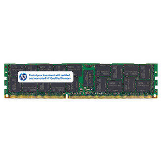 500658-B21 HP 4GB (1x4GB) Dual Rank x4 PC3-10600 (DDR3-1333) Registered CAS-9 Memory Kit  500658 21 GB (1 PC 10600 (DDR 1333 CAS Kit (DDR3