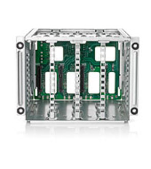 668295-B21 HP DL380e Gen8 8 Small Form Factor (SFF) Hard Drive Cage Kit 668295 21 DL 380 Gen (SFF Kit