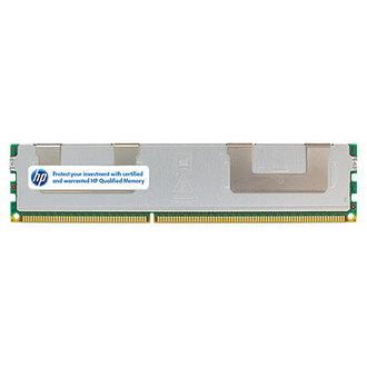 500666-B21 HP 16GB (1x16GB) Quad Rank x4 PC3-8500 (DDR3-1066) Registered CAS-7 Memory Kit 500666 21 16 GB (1 PC 8500 (DDR 1066 CAS Kit (DDR3
