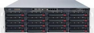 SYS-6037R-E1R16 SuperServer SYS-6037R-E1R16, 19' 3U, 2 x INTEL LGA 2011, 2x PSU, up to 256GB DDR3 RAM, 16 hot-swap drive bays,, GbE, IP-KVM w/dedicated LAN, video, 3xPCI-E (x16), (x8), no DVD, FDD, Black SYS 6037 Super Server 19 2011 PSU 256 GB DDR RAM hot swap bays Gb IP KVM dedicated LAN video PCI (x DVD FDD GbE xPCI 3xPCI (x16 (x8