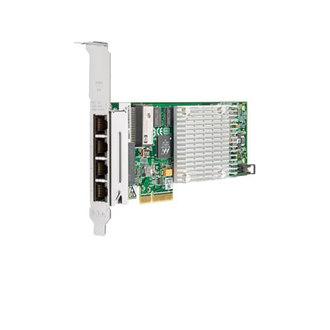 538696-B21 HP NC375T PCI Express Quad Port Gigabit Server Adapter 538696 21 NC 375 Adapter
