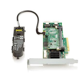 462864-B21 HP Smart Array P410/512 BBWC 2-ports Int PCIe x8 SAS Controller 462864 21 410 512 ports Controller