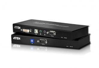 CE600 ATEN CE-600 DVI USB KVM CE 600