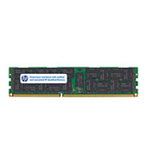 647893-B21 HP 4GB (1x4GB) Single Rank x4 PC3L-10600R (DDR3-1333) Registered CAS-9 Low Voltage Memory Kit  647893 21 GB (1 PC 10600 (DDR 1333 CAS Kit (DDR3