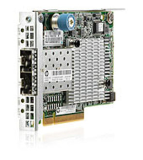 629142-B21 HP FlexFabric 10Gb 2-port 554FLR-SFP+ Adapter 629142 21 Flex Fabric 10 Gb port 554 FLR SFP Adapter 554FLR
