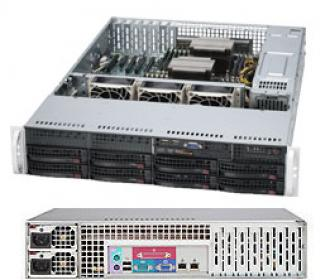 SYS-6027R-TRF Supermicro SuperServer SYS-6027R-TRF 19' 2U, 2xPSU, Intel C602, 2xLGA2011, up to 512GB/128GB (16 slots) DDR3 1600MHz ECC Registered/Unbuffered, 8x3.5' hot-swap drive bays, 8 ports SATA 3Gb/s C602 (RAID levels: 0,1,5,10), 2 6Gb/s 0,1,10), 2x1GbE (i350), IP-KVM, Video, 3xPCI-E (x16), (x8), Black SYS 6027 TRF Super Server 19 PSU 602 LGA 2011 512 GB 128 slots DDR 1600 MHz Registered Unbuffered hot swap bays Gb levels 10 (i 350 IP KVM Video PCI (x 16 3Gb 6Gb x1 GbE 2x 1GbE (i350 xPCI 3xPCI (x16 (x8