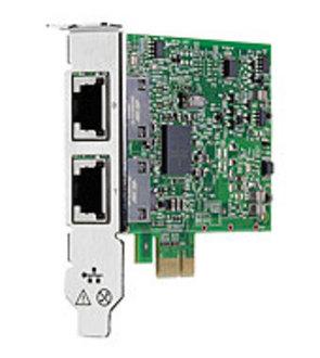 615732-B21 HP Ethernet 1Gb 2-port 332T Adapter 615732 21 Gb port 332 Adapter