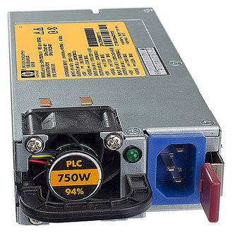 593831-B21 HP 750W Common Slot Platinum Hot Plug Power Supply Kit 593831 21 750 Kit