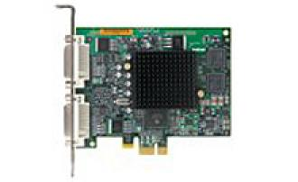 G55-MDDE32 Matrox Millenium G550 32 MB PCI-Ex, 2xDVI, 2 DVI-to-HD15 connector adapters 55 MDDE 550 PCI Ex DVI to HD 15 xDVI 2xDVI HD15