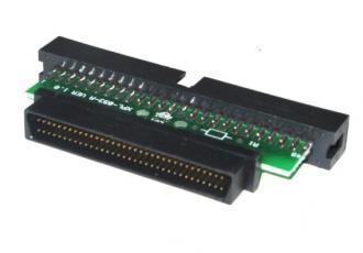 Переходник int. SCSI 50F-HD68M int 50 HD 68 50F HD68 68M