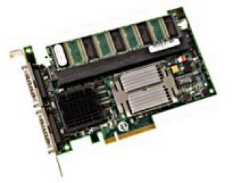 320-2E SCSI RAID LSI MegaRAID 128MB U320 320 Mega 128 MB 2E