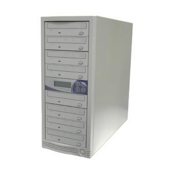 Dublicator 1-8 CD/DVD дубликатор ARS-5107PX, SATA 24-x, 1-to-8, w/8*DVD-RW, HDD 500 Gb CD DVD ARS 5107 PX 24 to RW