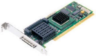 320-1 SCSI RAID LSI MegaRAID 128MB U320 320 Mega 128 MB
