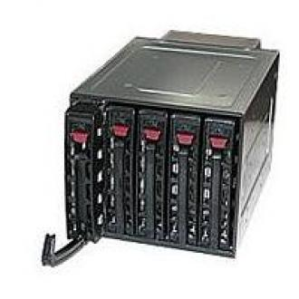 CSE-M35TQ MOBILE RACK 5xHDD SAS/SATA. CSE 35 TQ HDD SAS SATA M35 35TQ xHDD