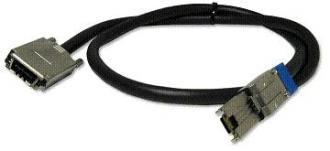 7247 Cable Mini SAS SFF-8088 (mSAS) --- SFF-8470 (SASx4) 2.0m SFF 8088 (m 8470 (SASx (SASx4 0m