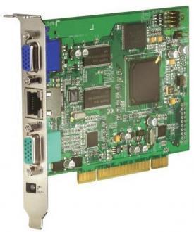 IP8000 ATEN IP-8000 PCI карта удаленного управления по IP (KVM-over-IP) 8000 (KVM over